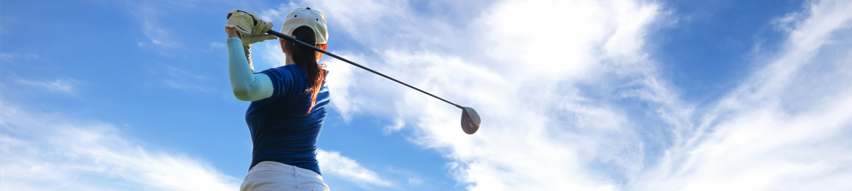 ゴルファー保険キャッチ写真