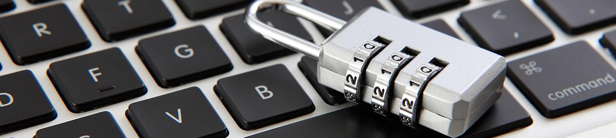 プライバシーポリシーページキャッチ写真